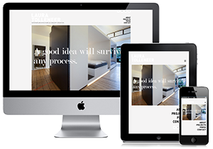 Responsive website project - Laura Tolleneer